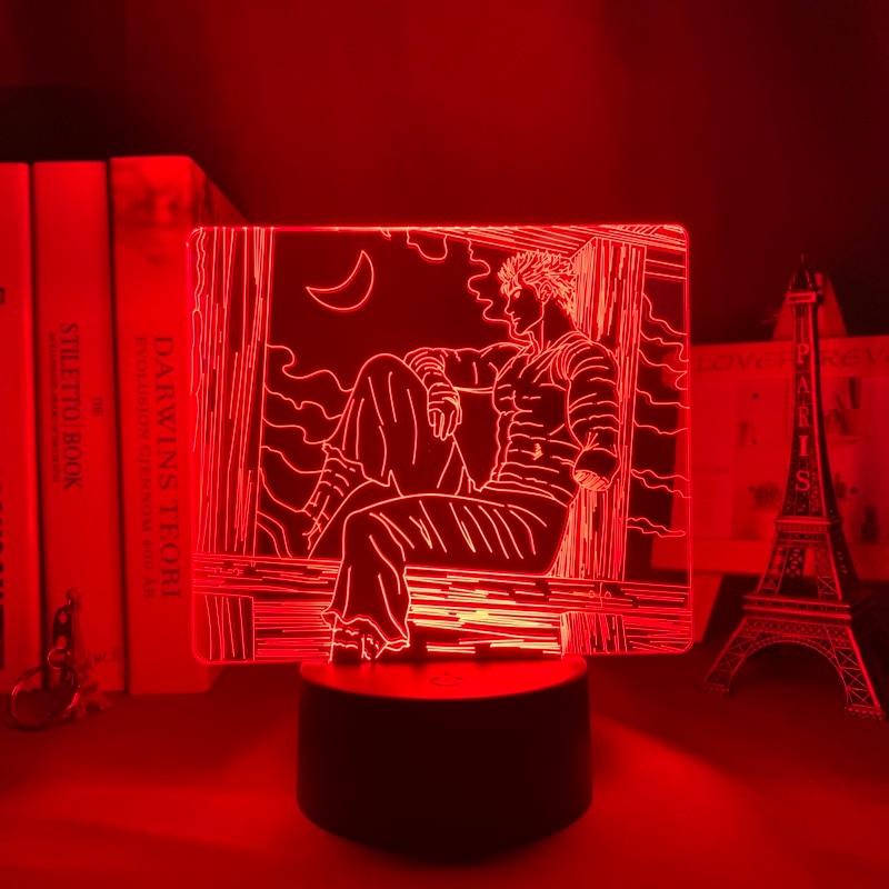 H9effe7c5dfe74863ba35e933c3a4765dF Luminária Anime led night light berserk tripas para quarto deco presente colorido nightlight manga 3d lâmpada berserk tripas