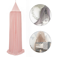 Childrens Tent Portable Foldable Castle Room Teepee Bed Curtain Play Toys Princess House For Kid
