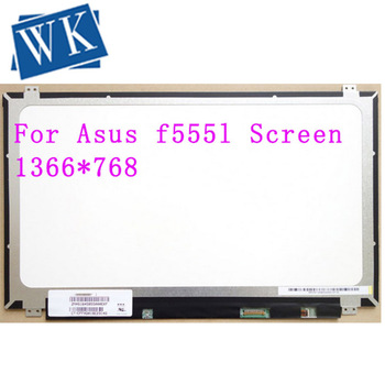"For Asus f555l Screen HD 1366X768  40Pin LCD Display LED 15.6"" Matrix Tested Grade A"