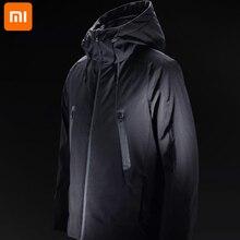 Xiaomi neue Winter heizung unten jacke smart temperatur control jacke gans unten kleidung kann gewaschen werden