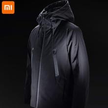 Xiaomi ใหม่ฤดูหนาวความร้อนลงเสื้อสมาร์ทอุณหภูมิควบคุมเสื้อห่านลงเสื้อผ้าสามารถล้าง