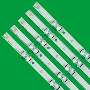 "Image 2 - 5 ชุด = 50pcs LED Strip สำหรับ LG Innotek DRT 3.0 49 ""A/B 49LB5500 49LB550V 49LB5550 6916L 1944A 6916L 1945A 6916l 1788A 6916l 1789A"