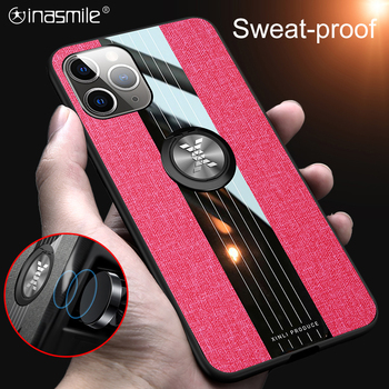 Armor Ring Holder Phone Case For Huawei Honor 20 10 lite 9X Pro 8X Max 7X 6X P30 Pro P20 Mate 30 20 10 Nova 5i Shockproof Case image