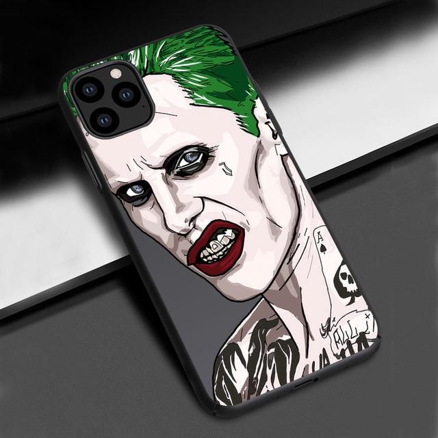 Fundas for iPhone 11 Pro Max Case Joker cover Case for iPhone SE 2020 8 Plus XS Max XR Case for iPhone XS XR 6 6S 7 8 Plus Case
