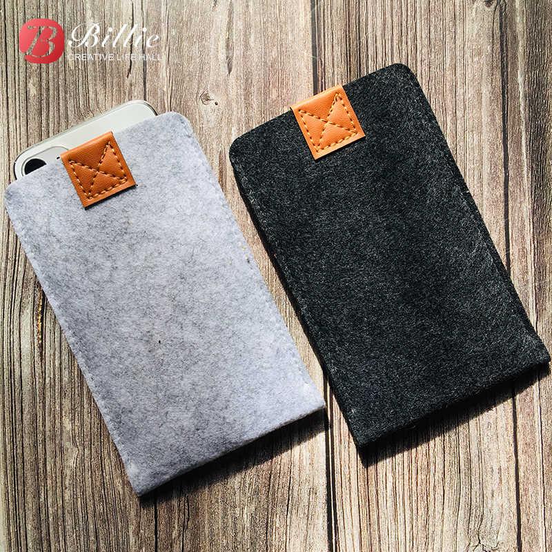 ใหม่สำหรับ Apple iPhone 11, ultra-บาง Handmade Wool Felt โทรศัพท์มือถือสำหรับ iPhone 11 6.1 ''อุปกรณ์เสริม