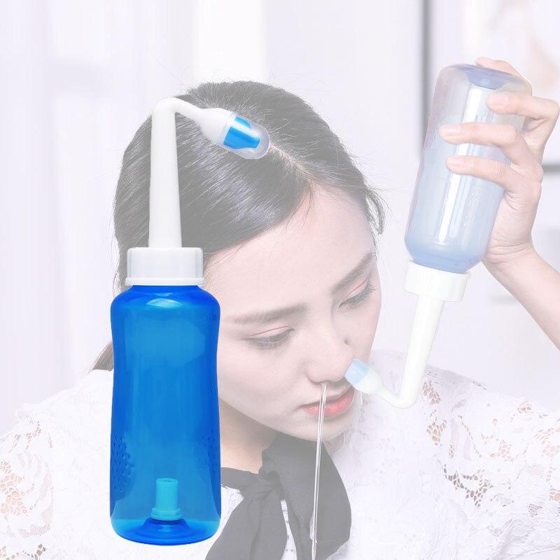 Nasal Wash Cleaner Allergic Rhinitis Nasal Aspirator Wash Salt Neti Pot Nasal Wash Cleaner Moistens Tools