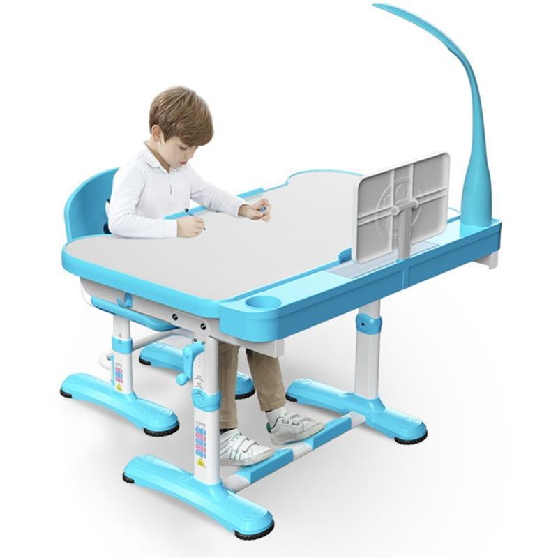 Dla Dzieci Silla Y Mesa Infantiles Baby Scrivania Bambini Avec Chaise Adjustable For Bureau Enfant Kinder Kids Study Table