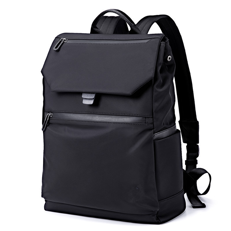 Waterproof  Laptop Backpack For Women 15.4 14 Inch Casual Nylon Business Travel Men Bag Computer Back Pack Bag 2019