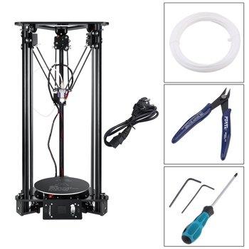 3D Printer For Kossel Linear Delta Large Printing Size LCD Screen Printer DIY Kit EU/UK/US/AU Plug