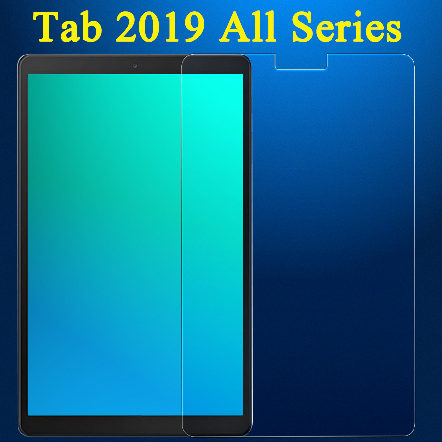 Glass For Samsung Galaxy Tab A 10.1 Inch S5e 8.0 2019 Screen Protector Tablet 10 1 8 S5 E Pc Tempered Glas Protective Film Clear