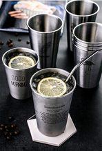 Norneuropie Ins-gobelet pour peinture en aérosol en acier inoxydable 304, gobelet de boissons froides pour usage domestique et bureau