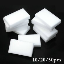 10/20/50 esponja mágica borracha limpador cozinha banheiro limpeza esponjas