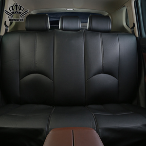 Image 3 - New Luxury PU Leather Auto Universal Car Seat Covers for gift Automotive Seat Covers Fit most car seats Waterproof car interiors