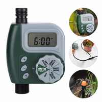 Garden Automatic Watering Timer Faucet Hose Bib Electronic Irrigation Controller Garden Watering Control System