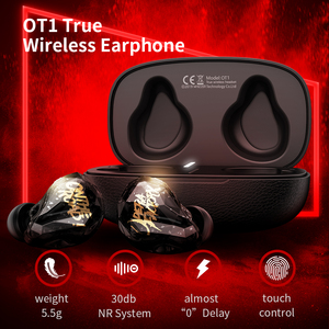 Image 2 - Whizzer TWS Bluetooth Earphones 3D Stereo Wireless Earbuds NC Sports Headset Hifi bass Waterproof Bluetooth Airdots with mic OT1