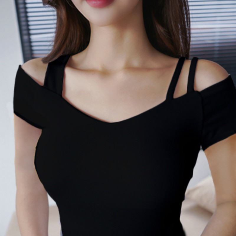 2020 Sexy Women Dance Shirt Tops Ballroom Modern Salsa Tango Samba Latin Training Shirts Sling Female Adult Dancewear Tops Black