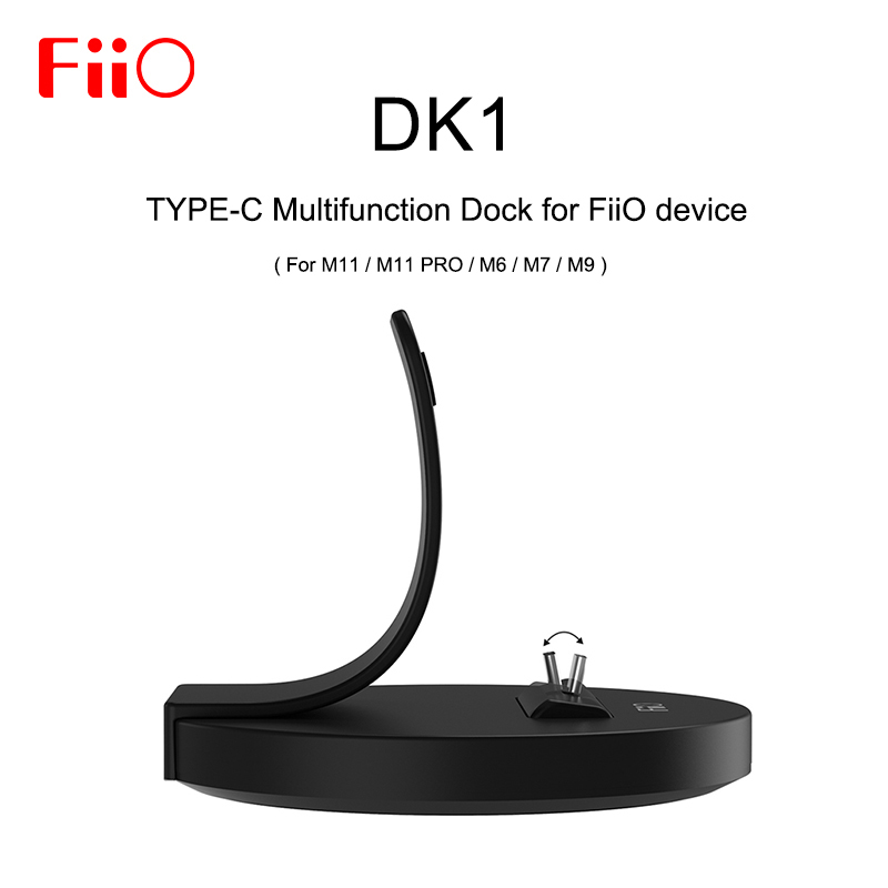 Fiio DK1 TYPE-C Multifunction Dock For Applicable To M11/M11 PRO/M6/M7/M9