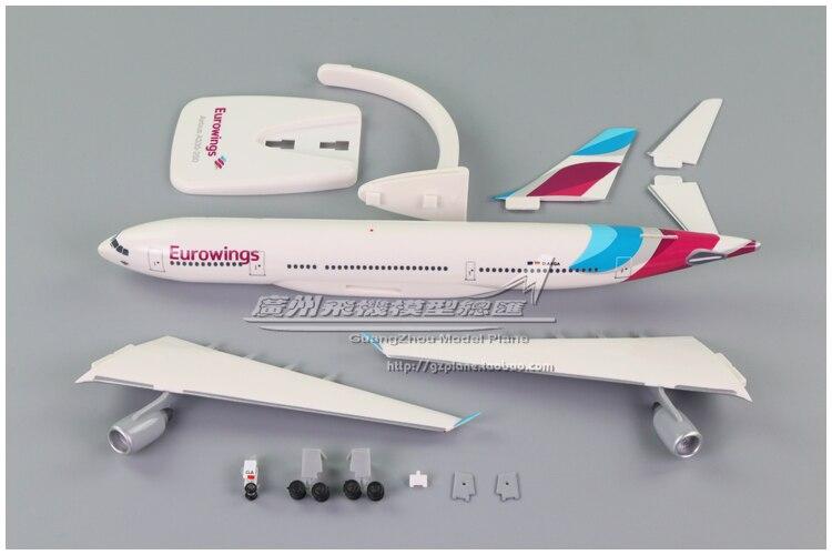 aviao modelo aviao coletor aeronaves 30cm 05