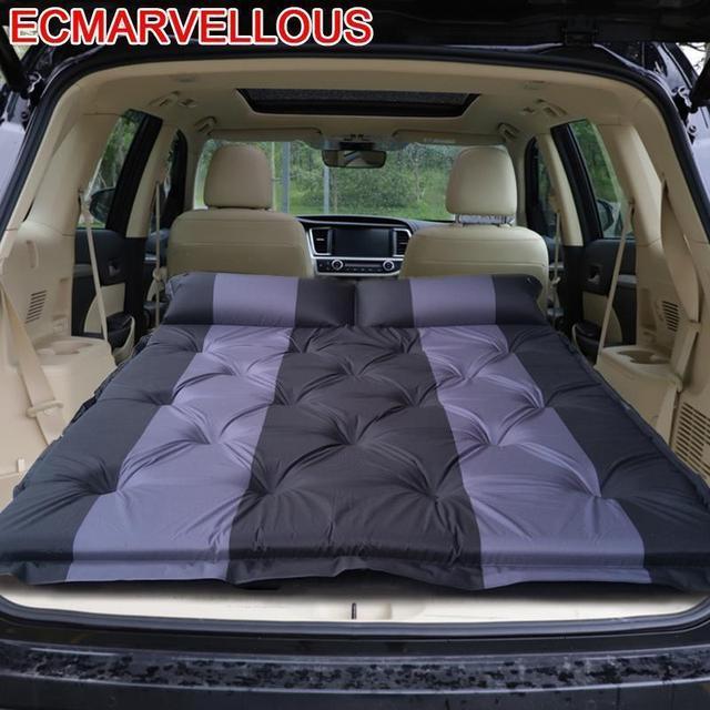 Voiture kanepe Colchon stil şişme Araba Aksesuar Accesorios Automovil aksesuarları kamp seyahat yatağı SUV Araba için