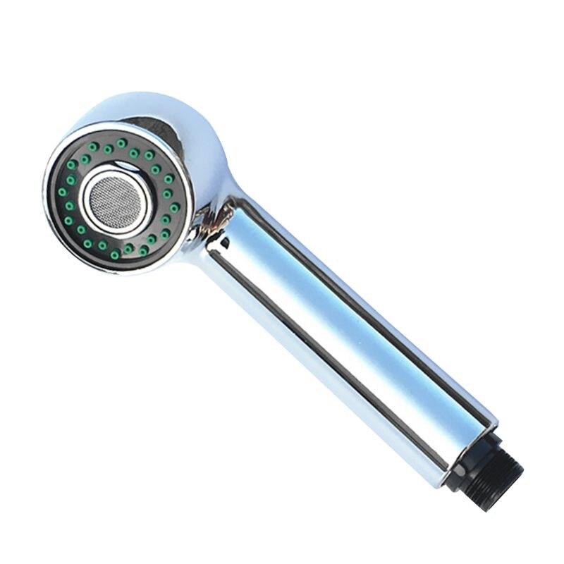 Replacement Shower Head Kitchen Utensil Dishwasher Kitchen Shower Sink Spout ABS Handheld Water Saving Shower Head 1/2in Male
