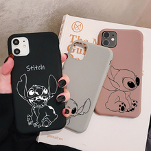 Cartoon Stitch Phone Case for iPhone 11
