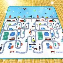 180x200cm игровой мат для детей Детский развивающий коврик ползания