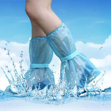 Rain Accessories Slip Household Merchandises Portable Shoe Covers Boots Waterproof Tall Boot
