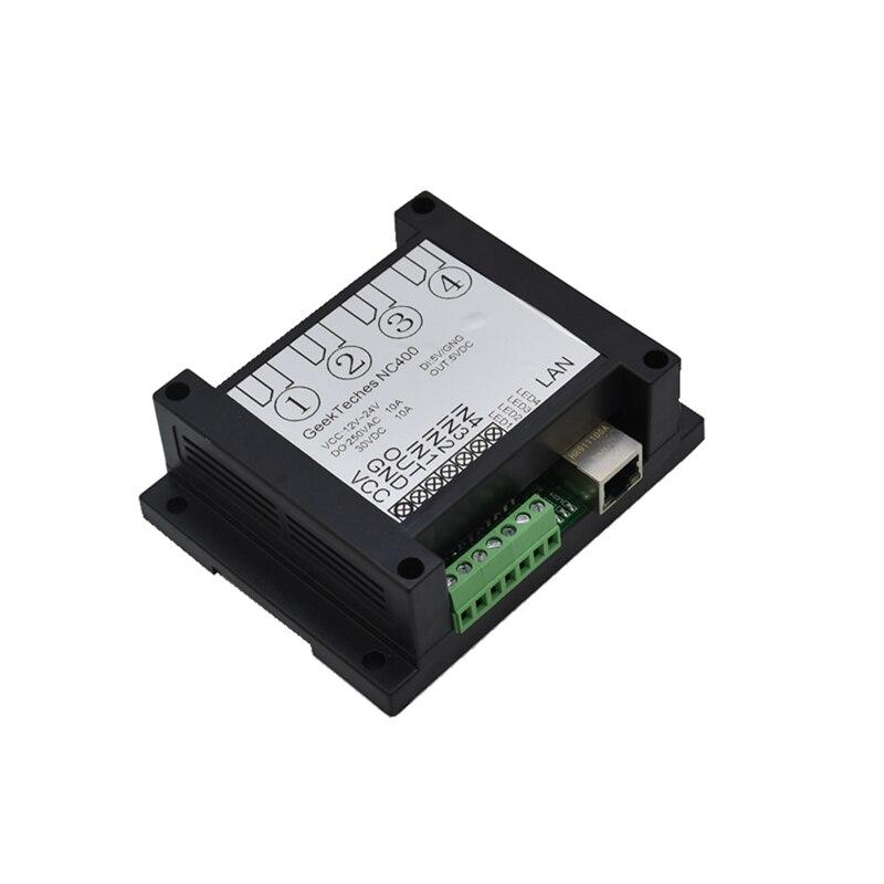 Ethernet rj45 tcp ip web placa de