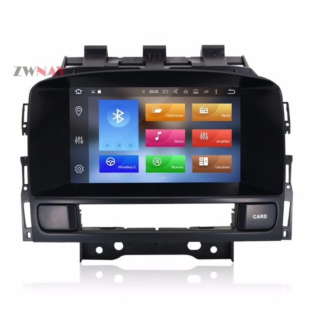 Android 10 PX6 With DSP IPS Screen For Opel Astra J 2010 2013 CD300 CD400 Car GPS Navigation Radio DVD Player Free Camera 2 DIN