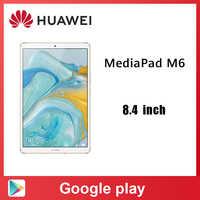 Original Huawei Mediapad M6 Tablet 64GB WIFI LTE Kirin980 Octa Core Turbo 8,4 Zoll Android 9,0 Mit Google spielen 6100mAh Typ-C