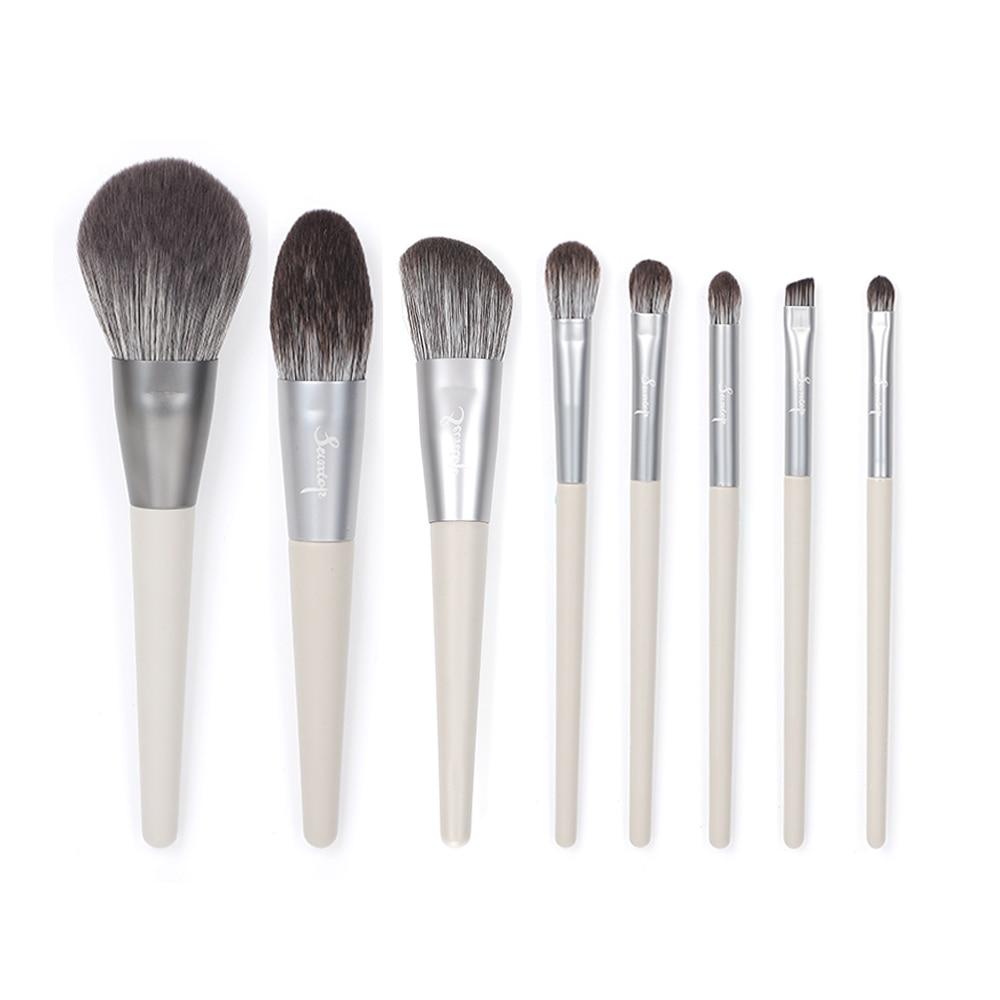 Suntop набор кистей для макияжа, 8 шт./лот набор нейлоновых волосяных тени для век Косметика инструмента профессиональный макияж кисти для маки...