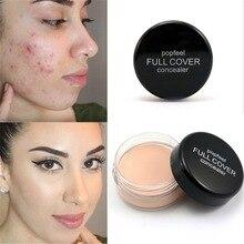 Popfeel Beauty Tool Face Makeup Liquid Concealer Moisturizing Whitening Conceale