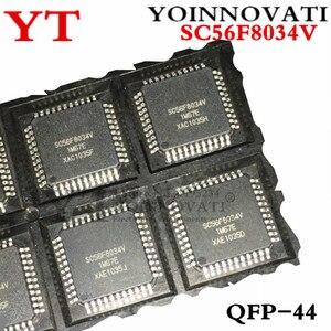 Image 2 - 5 sztuk/partia SC56F8034V SC56F8034 8034 TQFP44 IC