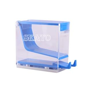 Image 2 - 1 Pc Dental Cotton Roll Holder & Dispenser Drawer type Dentist Lab Equipment Instrument (without cotton rolls)