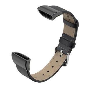 Image 4 - Lederen Horlogebandje Voor Huawei Band 4 Pro Armband Echt Lederen Horloge Band Voor Huawei Band 3 Pro Voor Huawei band 3
