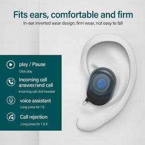 Image 4 - Lenovo – écouteurs sans fil Bluetooth à commande tactile, oreillettes de jeu, de Sport, de réduction du bruit, LED, étanches, XT91