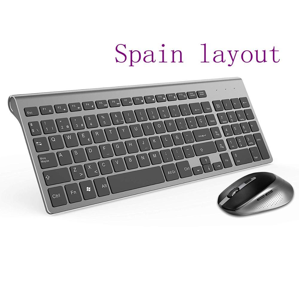 Spain Black grey