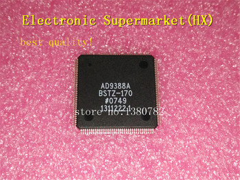 100% New original AD9388ABSTZ-170 AD9388ABSTZ  AD9388  QFP IC In stock! 2piece 100% new nct5537d qfp 48 chipset