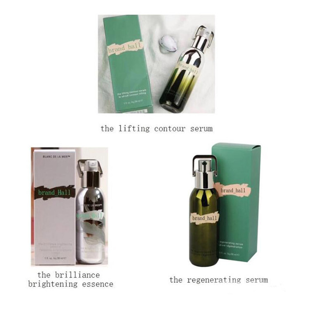 Famous brand the regenerating serum & the brilliance brightening essence & the lifting contour serum 30ml Skin care lotion 1