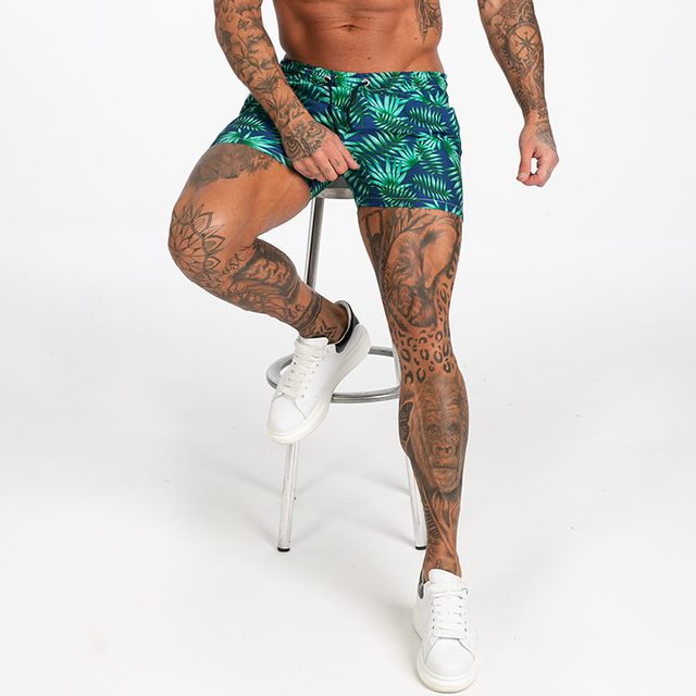 Mens Swim Trunks Mesh Lining Men Board Shorts with Pockets Swim Wear for Surfing, Swimming Summer Holiday Bathing Suits Fast Dry 6