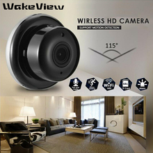 цена на WakeView  960P IP Camera Wireless Home Security IP Camera 1.3MP Surveillance Camera WiFi Night Vision Baby Monitor CCTV Camera