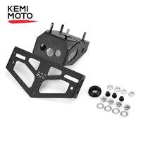 KEMIMOTO license plate Frame holder for Kawasaki Z900 Fender Eliminator Kit Rear Tail Tidy Registration Z 900 2017 2018 2019