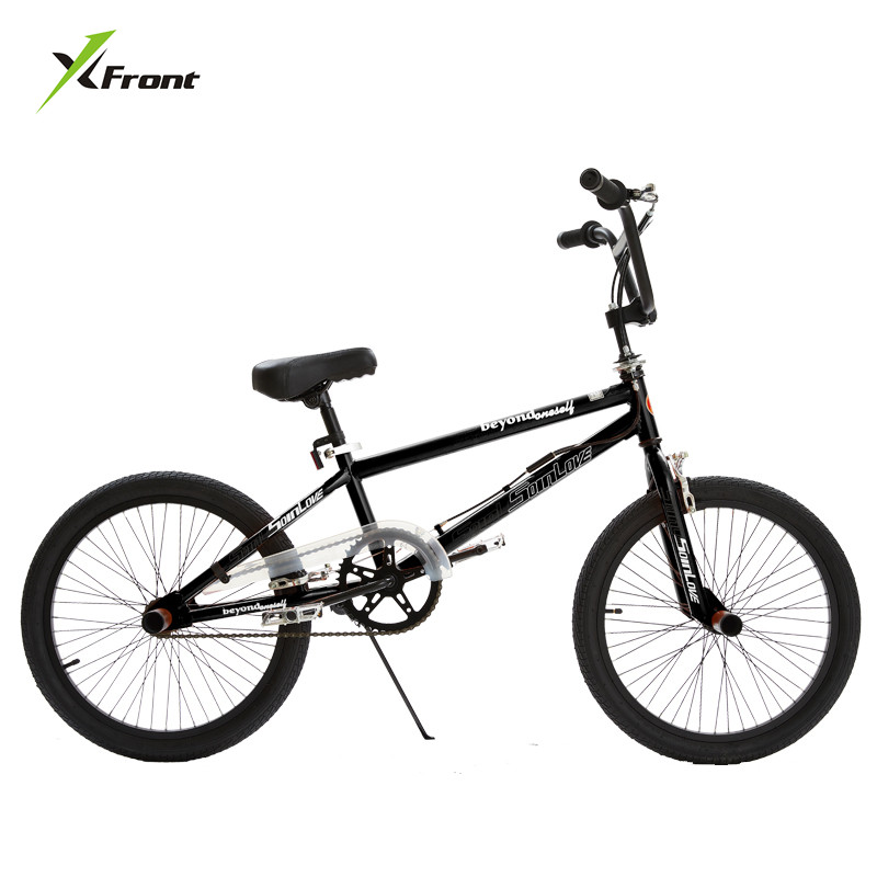 New Brand BMX Bike 20 Inch Wheel Mountain Bike Street Performance Bicycle Stunt Action Climbing Jump Bicicleta