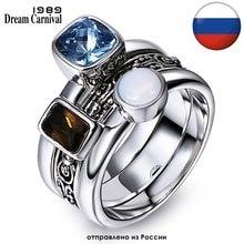 Dreamcarnival 1989 хит продаж свадебное обручальное кольцо женский