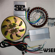 Fits Generator 5000W DC 27 on Stator-Rotor-Controller Build-Kit Tapered Pole Etc. Etc.