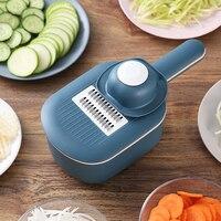 Multi function Manual Potato Carrot Cucumber Slicer Cutter Grater Shredders with Strainer/Kitchen Fruit and Vegetable Tools|Shredders & Slicers|Home & Garden -