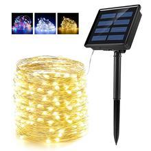 Светодиодный солнечный светильник на открытом воздухе Водонепроницаемый