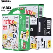 Fujifilm Instax מיני סרט נייר 10 100 גיליון עבור Fujifilm Instax מיני 7s 8 25 90 9 Instax מצלמה מיני 8 9 סרט עם אלבום תמונות