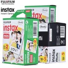 Fujifilm Instax Mini Film kağıdı 10 100 sayfa Fujifilm Instax Mini 7s 8 25 90 9 Instax kamera Mini 8 9 Film fotoğraf albümü