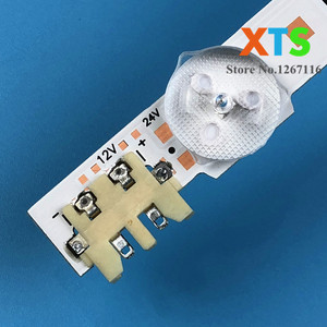 Image 1 - 14 piezas (7R + 7L)/set UA40F5000ARXXR UA40F6300AJXXR tira de luz LED para SAM SUNG 2013SVS40F L8 L5 D2GE 400SCA R3 D2GE 400SCB R3 100% nuevo